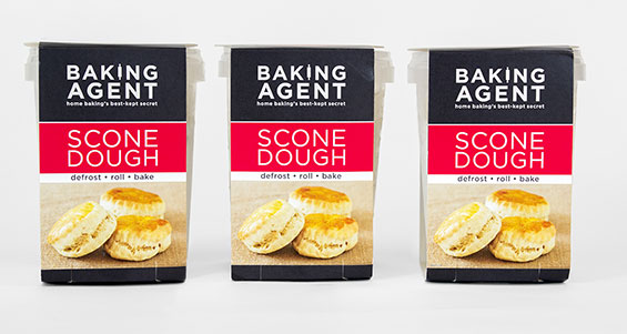 Perfect scones with this butter flavoured scone mix