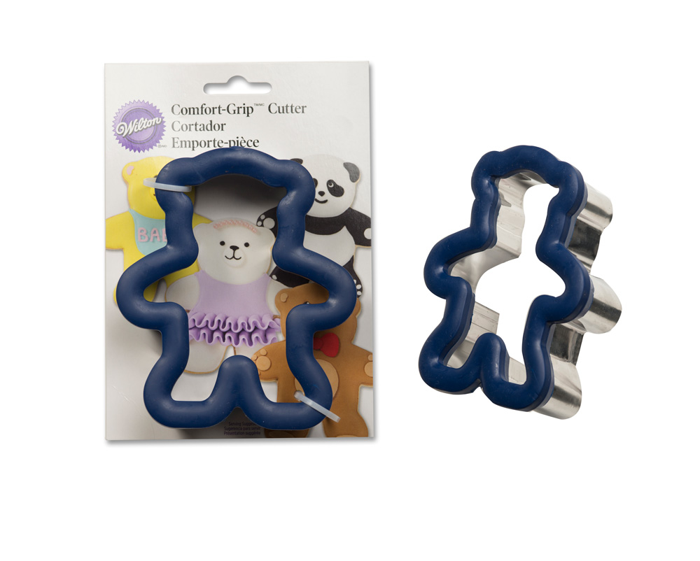 Baking accessories; bear shaped cookie cutter