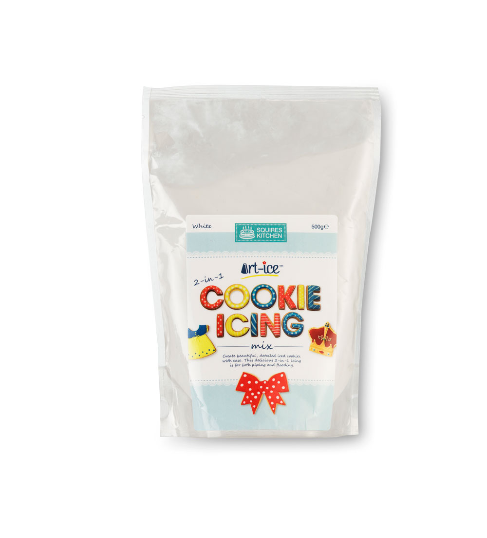 Easy baking; 500g bag of cookie icing mix